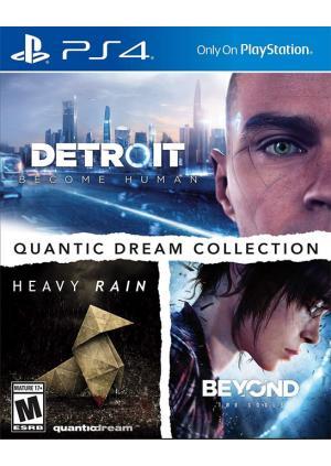 PS4 Quantic Dream Collection - GamesGuru