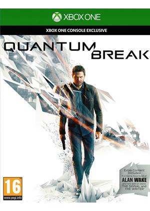 XBOX ONE Quantum Break - GamesGuru