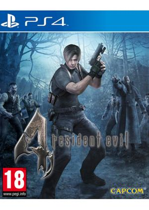 PS4 Resident Evil 4- GamesGuru