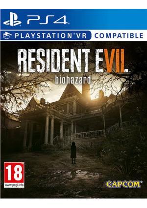 PS4 RESIDENT EVIL 7 -KORIŠĆEN