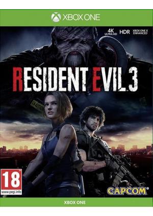 XBOXONE Resident Evil 3 Remake - GamesGuru