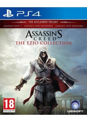 Assassin's Creed Ezio Collection (Assassin's Creed 2+Brotherhood+Revelations)