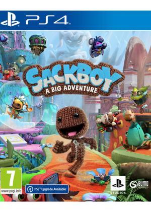 PS4 Sackboy A Big Adventure! - GamesGuru