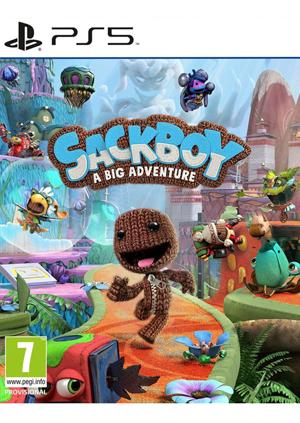 PS5 Sackboy A Big Adventure! - Gamesguru