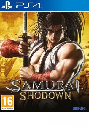 PS4 Samurai Shodown - GamesGuru