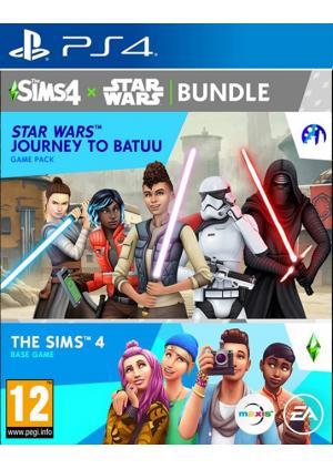 PS4 The Sims 4 Star Wars: Journey To Batuu - GamesGuru