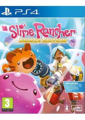 PS4 Slime Rancher Deluxe Edition - GamesGuru