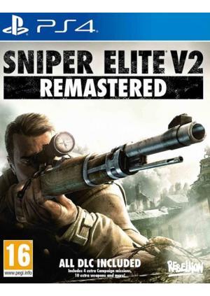 PS4 Sniper Elite V2 Remastered -GamesGuru
