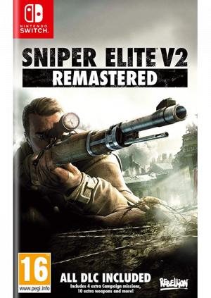 Switch Sniper Elite V2 Remastered - GamesGuru