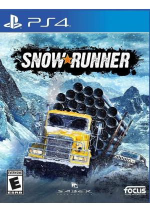 PS4 Snowrunner - GamesGuru