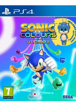 PS4 Sonic Colors Ultimate - Launch Edition - Gamesguru