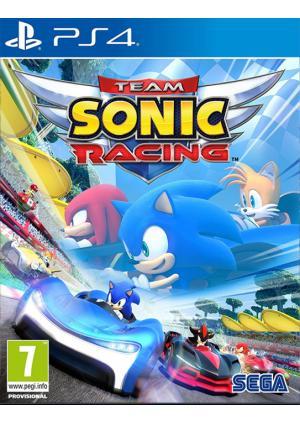 PS4 Sonic Team Racing - GamesGuru