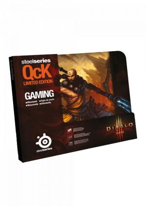 SteelSeries QcK Diablo 3 Monk Edition - GamesGuru