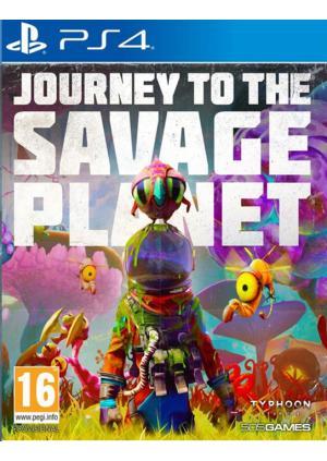 Journey to the Savage Planet - GamesGuru