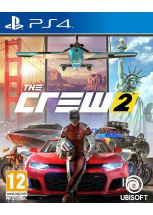 PS4 - The Crew 2