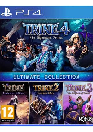 PS4 Trine Ultimate Collection - GamesGuru
