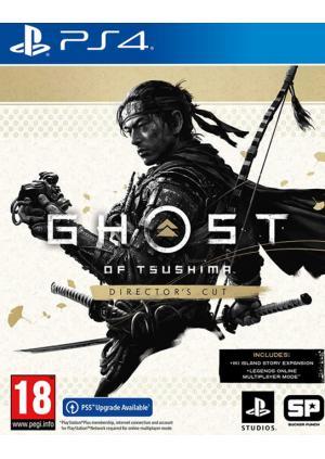 PS4 Ghost of Tsushima: Director's Cut - Gamesguru