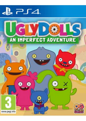 PS4 Ugly Dolls: An Imperfect Adventure - GamesGuru