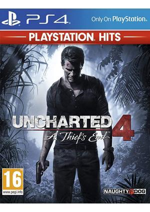 Uncharted 4: A Thief's End -  GamesGuru