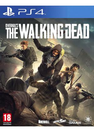 PS4 OVERKILL's The Walking Dead - GamesGuru