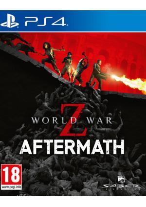 PS4 World War Z: Aftermath - Gamesguru
