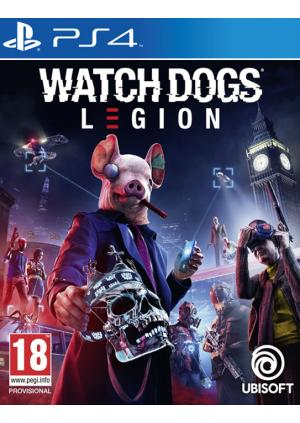 PS4 Watch Dogs: Legion - GameGuru