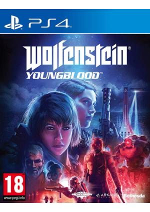 PS4 Wolfenstein: Youngblood - GamesGuru