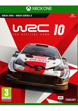 XBOXONE WRC 10 - Gamesguru