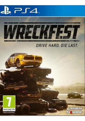 PS4 Wreckfest - GamesGuru