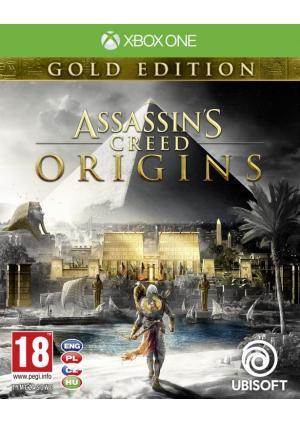 XBOXONE Assassin's Creed Origins Gold Edition
