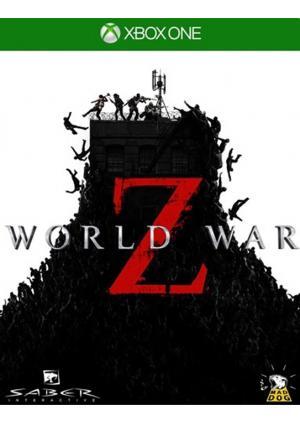 XBOX ONE World War Z - GamesGuru
