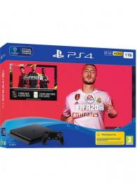 PlayStation PS4 1TB + FIFA 20 - GamesGuru