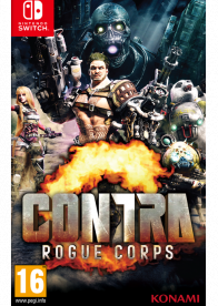 Switch Contra – Rogue Corps - GamesGuru