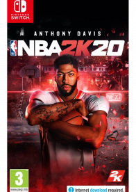 Switch NBA 2K20 - GamesGuru