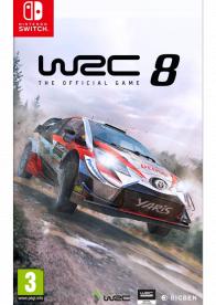 Switch WRC 8