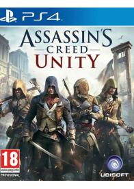 PS4 Assassin's Creed Unity - GamesGuru