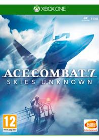 XBOX ONE ACE COMBAT 7- SKIES UNKNOWN - GamesGuru