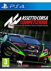 PS4 Assetto Corsa Competizione - GamesGuru