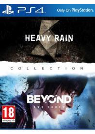 PS4 Heavy Rain & Beyond Two Souls Collection- GamesGuru