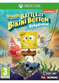 XBOXONE Spongebob SquarePants: Battle for Bikini Bottom - Rehydrated - GamesGuru