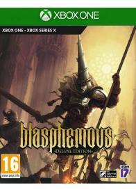XBOX ONE Blasphemous - Deluxe Edition - Gamesguru