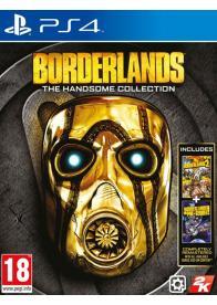 PS4 Borderlands the Handsome Collection - GamesGuru