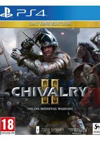 PS4 Chivalry II - Day One Edition - Gamesguru