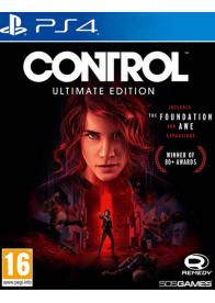 PS4 Control - Ultimate Edition - Gamesguru