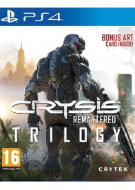 PS4 Crysis Remastered Trilogy - Gamesguru