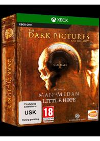 XBOX ONE The Dark Pictures Anthology: Volume 1 - Limited Edition- GamesGuru