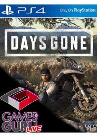 PS4 DAYS GONE GLIVE akcija - GamesGuru