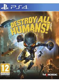 PS4 Destroy All Humans! - GamesGuru