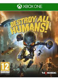 XBOX ONE Destroy All Humans! - GamesGuru