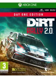 XBOX ONE DiRT Rally 2.0 Day One Edition - GamesGuru